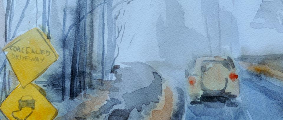 black saturday bushfire paintings