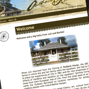 outback revisited website