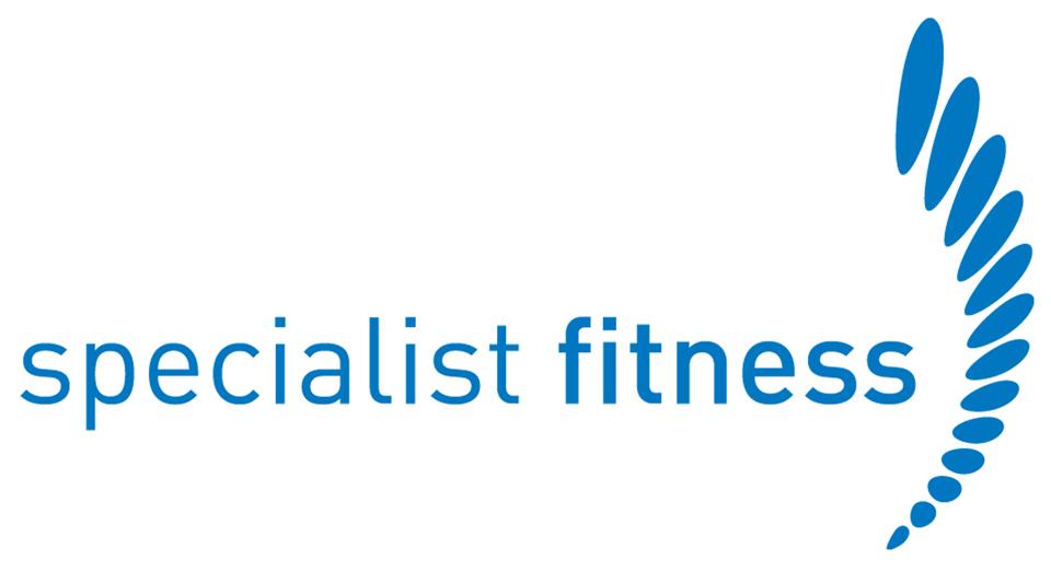 specialist fitness logo design