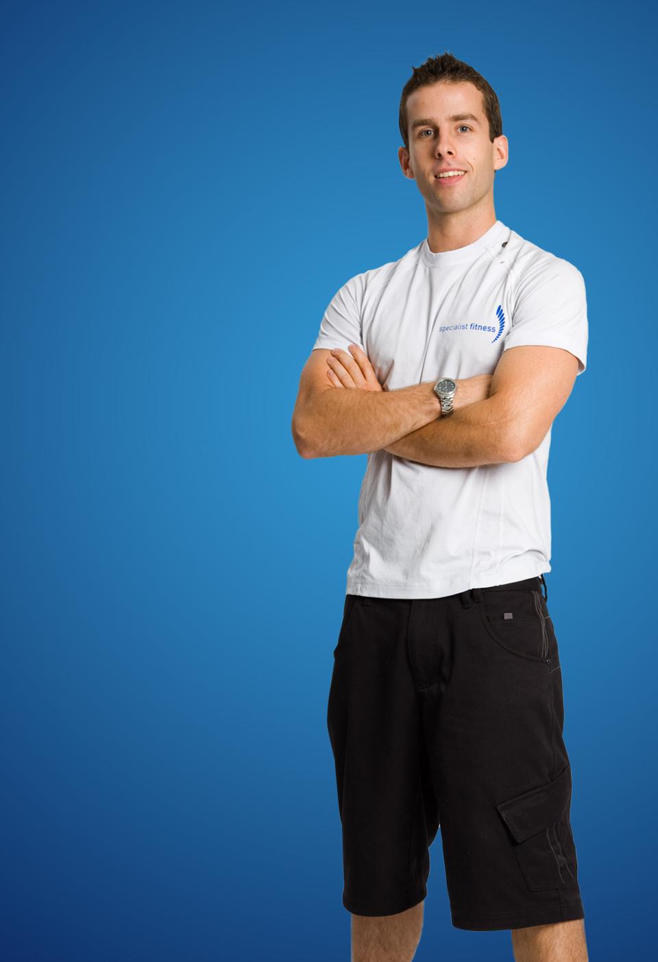 specialist fitness uniform