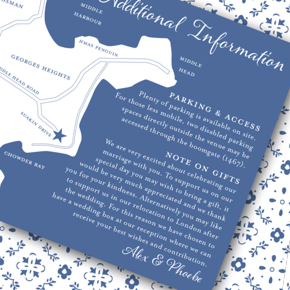 wedding stationery design