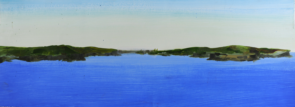 middle head oil sketch