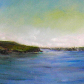 middle head painting