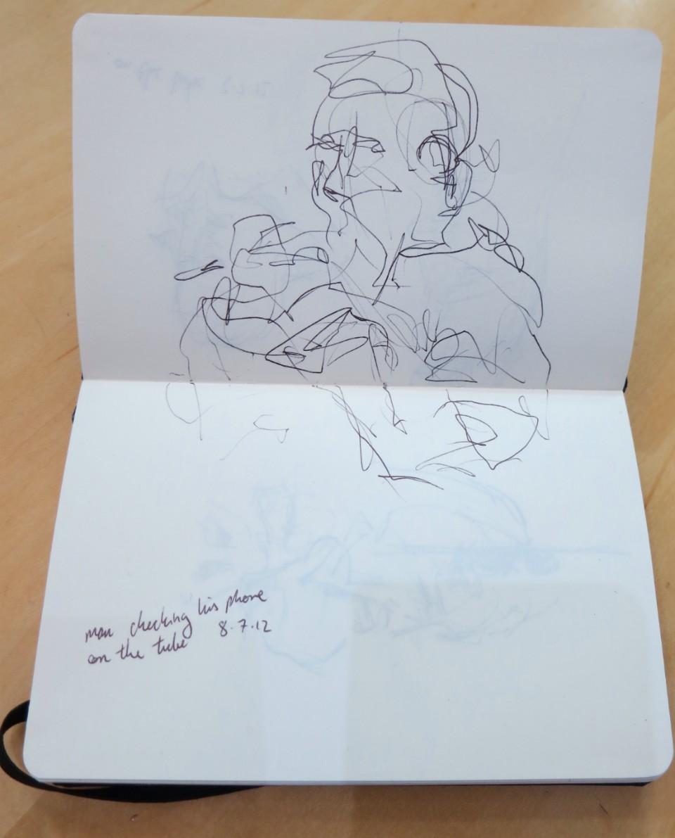 august sketchbook 1
