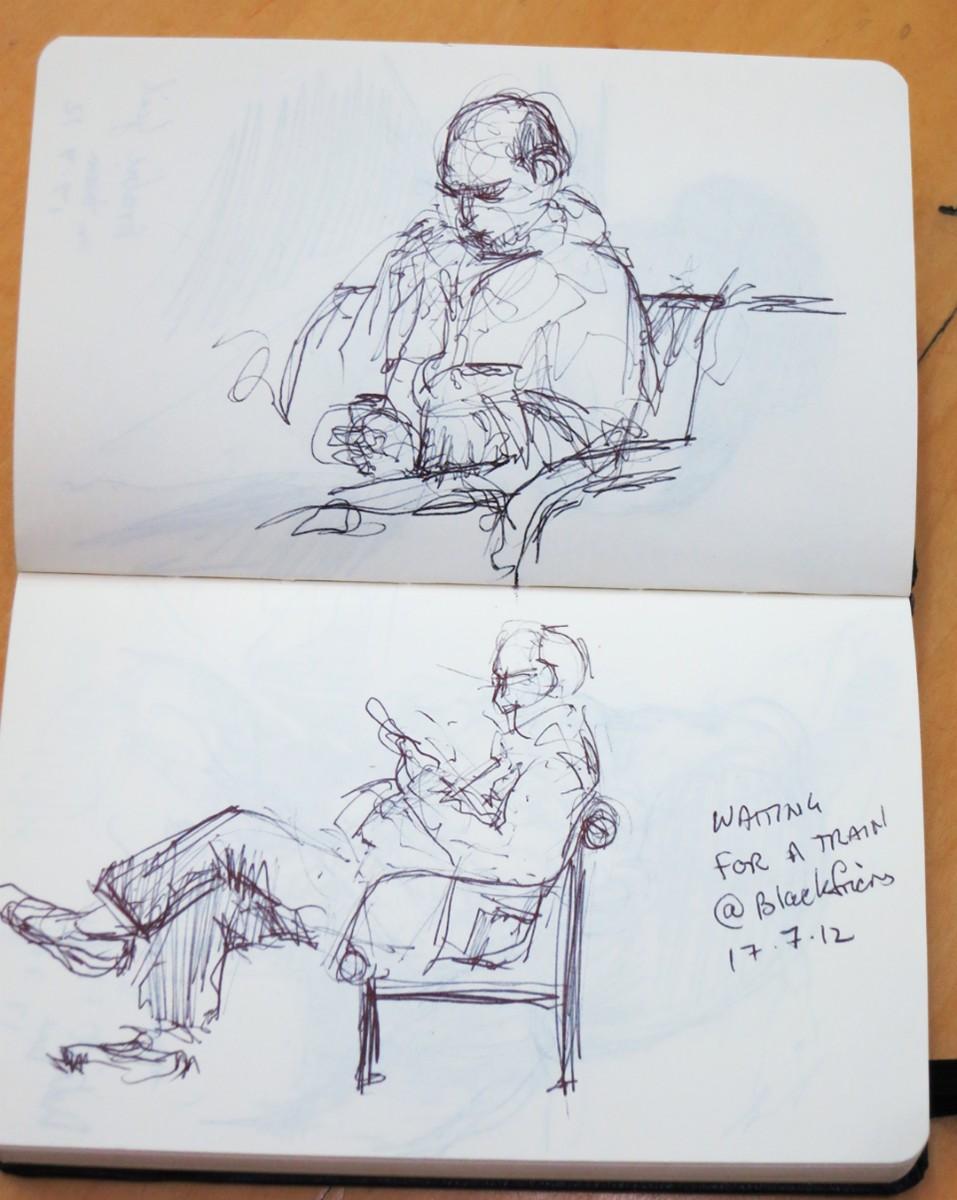 august sketchbook 17