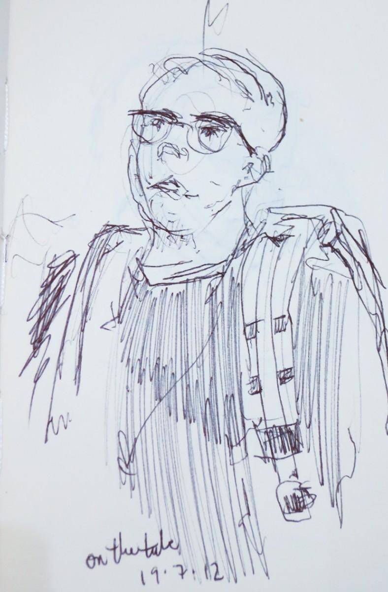 august sketchbook 19