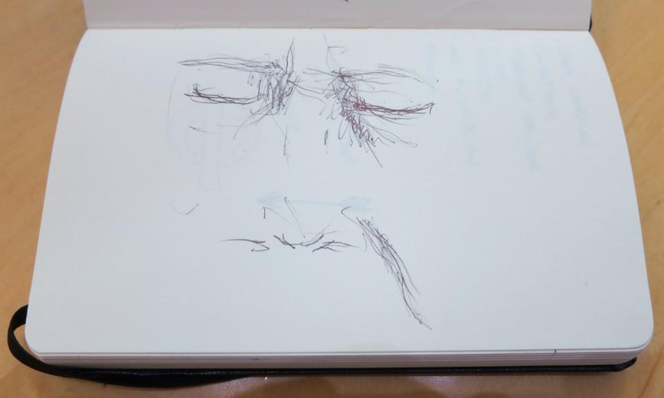 august sketchbook 2