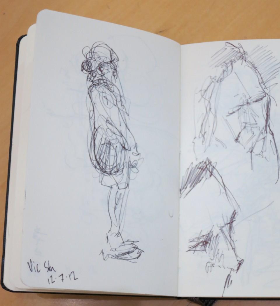 august sketchbook 6