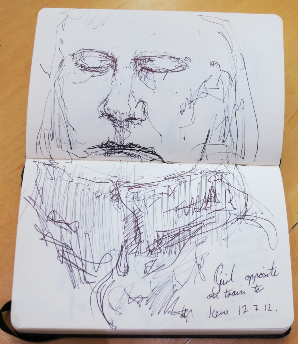 august sketchbook 8