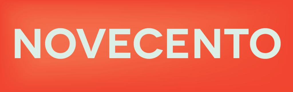 novecento free font